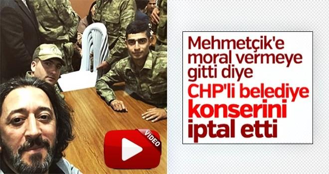 Fettah Can'dan CHP'ye sitem