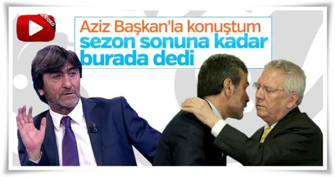 Rıdvan Dilmen Aykut Kocaman krizini anlattı