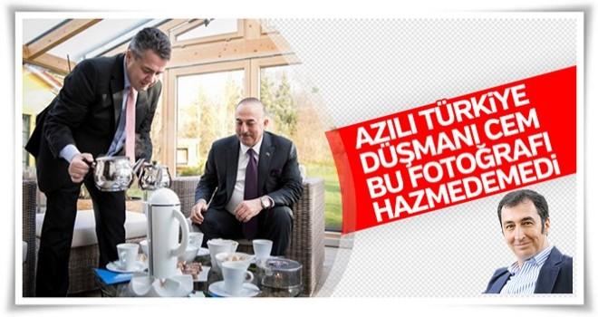 Cem Özdemir Almanya'nın Türkiye'ye baskı yapmasını istedi