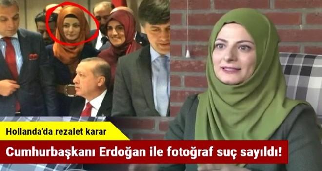 Hollanda'da FETÖ ile mücadele eden avukat İnce, Erdoğan ile fotoğrafı bulunduğu için görevden alındı