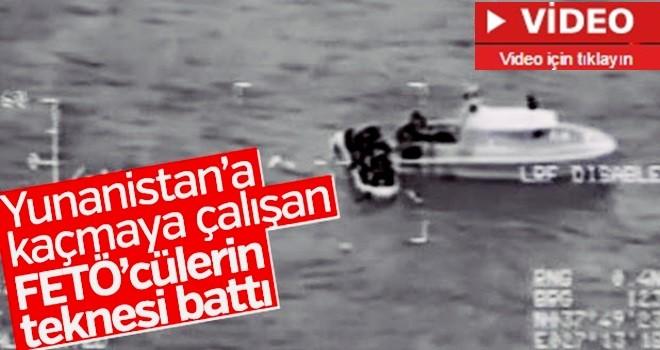 4 FETÖ'cü Yunanistan'a kaçmak için çocuklarını ölüme sürükledi