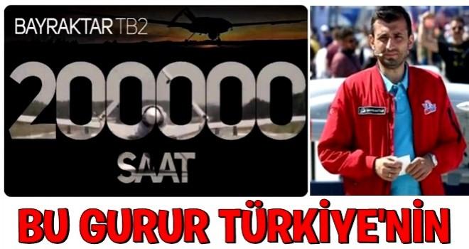 Selçuk Bayraktar gece yarısı tarihi gelişmeyi duyurdu! Bu gurur Türkiye'nin