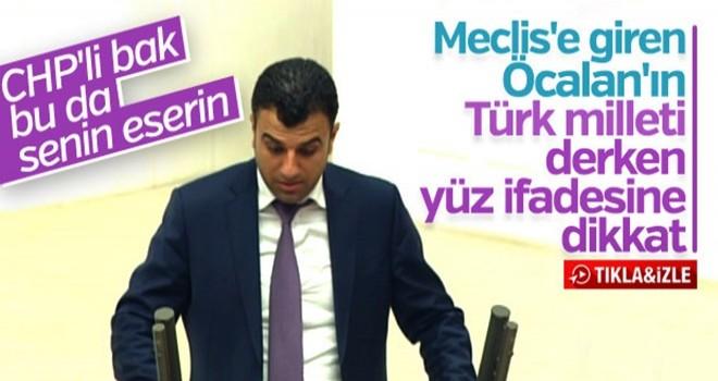 HDP'li Ömer Öcalan Meclis'te yemin etti