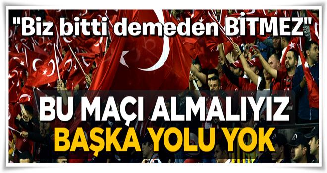 Türkiye İzlanda ile kader maçına çıkıyor