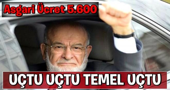 Temel Karamollaoğlu'ndan komik asgari ücret vaadi