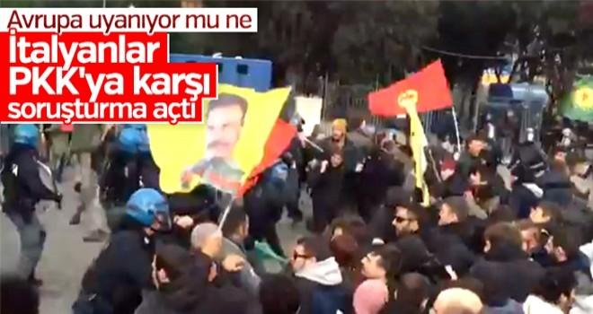 İtalya'da PKK'ya karşı soruşturma başlatıldı