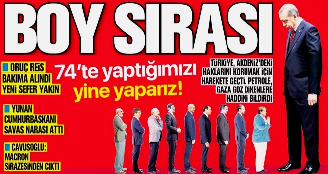 Türkiye, Akdeniz'deki haklarını korumak için harekete geçti! Petrole, gaza göz dikenlere haddini bildirdi