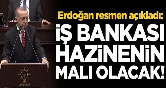 Başkan Erdoğan resmen açıkladı!