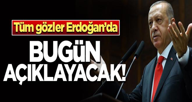 Erdoğan, Kaşıkçı cinayeti ile ilgili bilgileri bugün açıklayacak