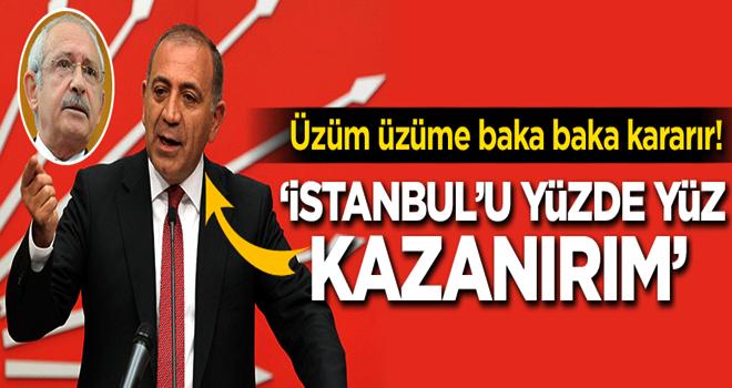 Kılıçdaroğlu'nu aratmadı! Gürsel Tekin'den İstanbul açıklaması