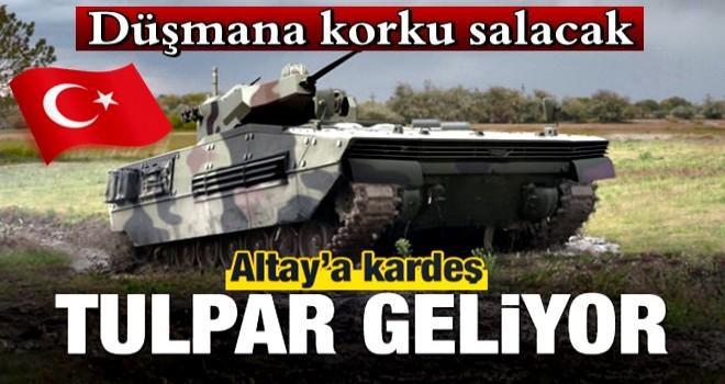 Altay'a kardeş