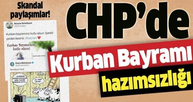 CHP'li belediyelerden kurban karşıtı kampanyaya destek .