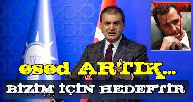 Hain saldırı sonrası AK Parti'den sert açıklama! 'Rejim artık bizim için hedeftir'
