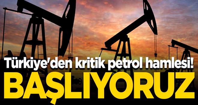 Türkiye'den kritik petrol hamlesi! Sudan'da iki noktada sondaj yapacağız
