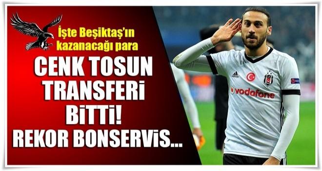 Cenk Tosun, Everton'da!.