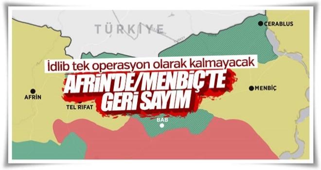 Cumhurbaşkanı'ndan PKK/PYD koridoru mesajı