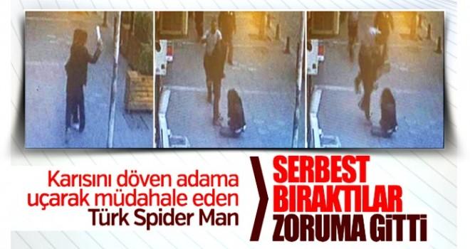 Karısını döven adama kafa atan 'Kahraman' konuştu