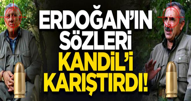 Erdoğan açıkladı! Hainler birbirine düştü