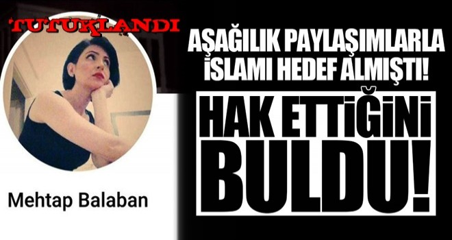 İğrenç paylaşımlarıyla İslam'a saldırmıştı! Hak ettiğini buldu!