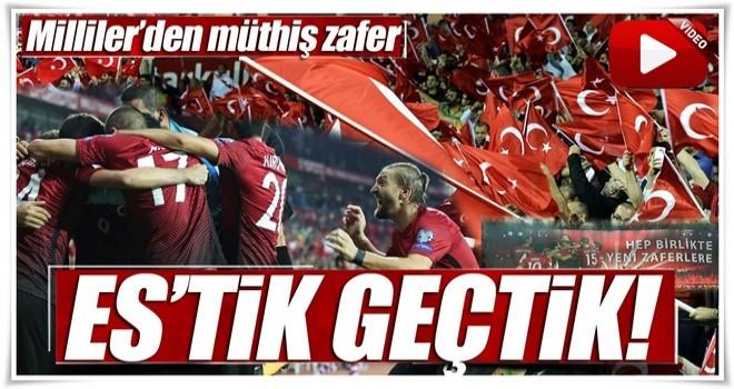 Eskişehir'de ES'tik geçtik! 1-0