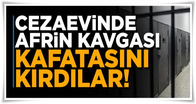 Cezaevinde Mehmetçik'e hakaret eden mahkumu dövdüler