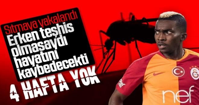 Şoke eden haber! Galatasaray'da Henry Onyekuru'nun ölüm tehlikesi bulunuyor