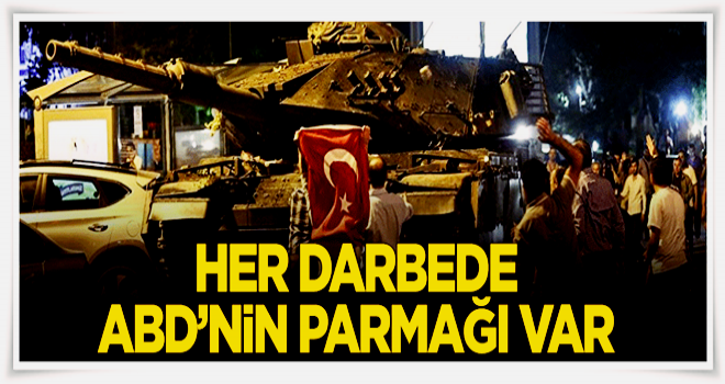 Darbelerde Washington parmağı var