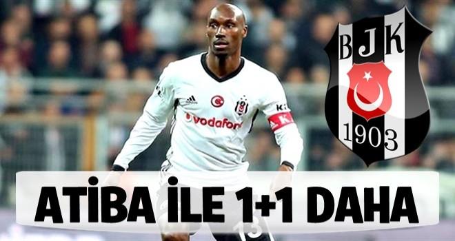 Beşiktaş, Atiba için kararını verdi!