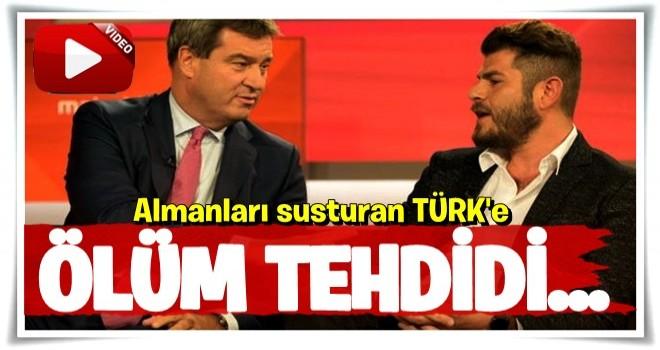 5 Alman'ı susturan Türk'e ölüm tehdidi