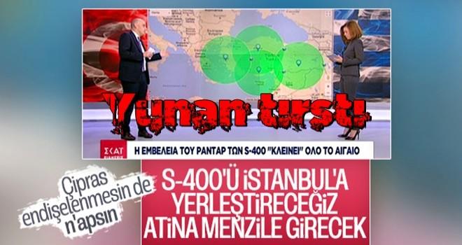 S-400'ler Ankara ve İstanbul'a konuşlandırılacak
