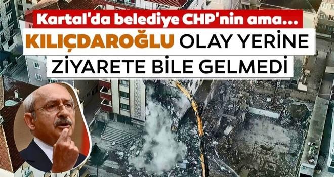 Kılıçdaroğlu, Kartal'daki faciaya 'Fransız' kaldı!