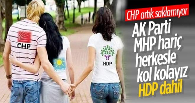 Yerel seçimler öncesi CHP'den HDP'ye yeşil ışık