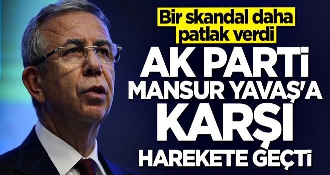 AK Parti'den flaş Mansur Yavaş hamlesi
