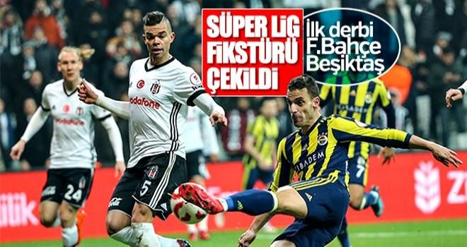 Süper Lig 2018-2019 sezonu fikstürü