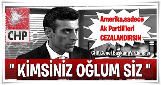 CHP'li Yılmaz'dan skandal ABD açıklaması!