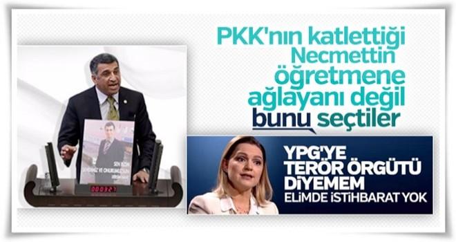 Terörü lanetleyen CHP Tunceli vekili liste dışı kaldı