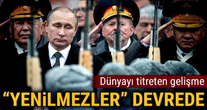 Rusya'nın sınırsız menzilli 'yenilmez' silahları tedirginlik oluşturuyor