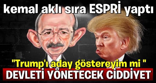 Kılıçdaroğlu'ndan CHP'li aday isteyenlere esprili yanıt