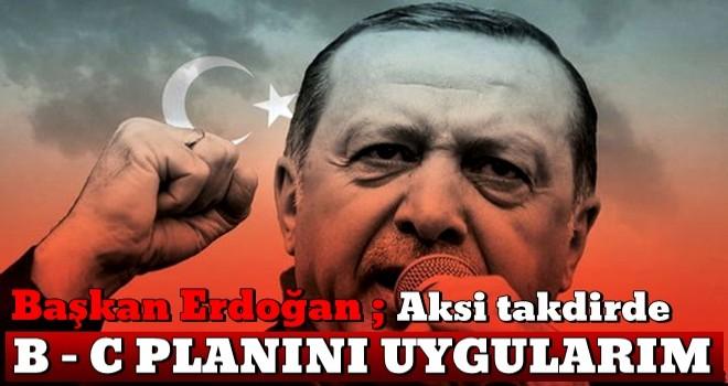 Başkan Erdoğan Trabzon'dan bir AYAR daha verdi..