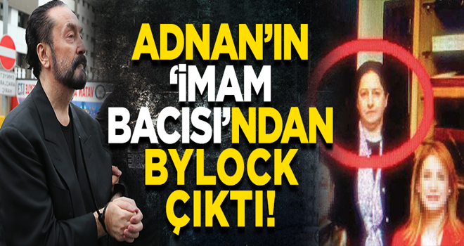Adnan'ın kediciğinden ByLock çıktı!