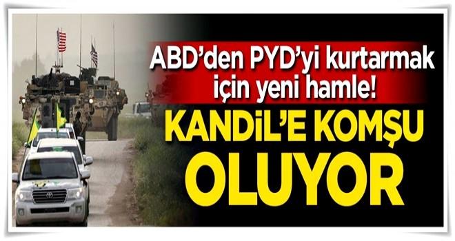 ABD'den PYD'yi kurtarmak için yeni hamle!