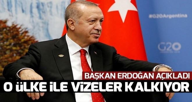 Türkiye'den vizesiz gidilebilen ülkelere bir yenisi daha ekleniyor..