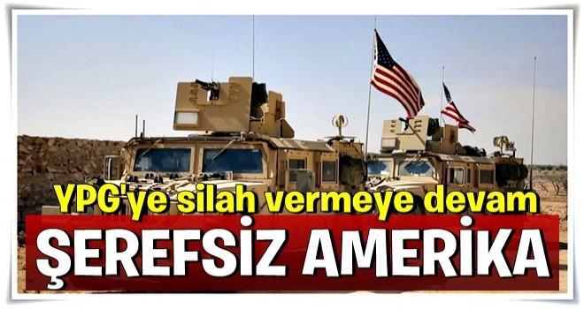 Pentagon YPG ile iş birliğini sürdürecek