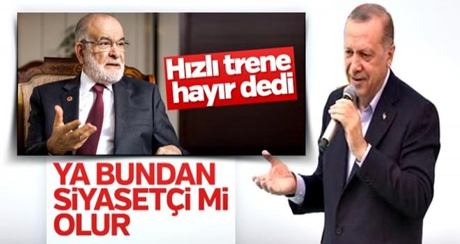 Cumhurbaşkanı Erdoğan'ın Manisa Mitingi konuşması