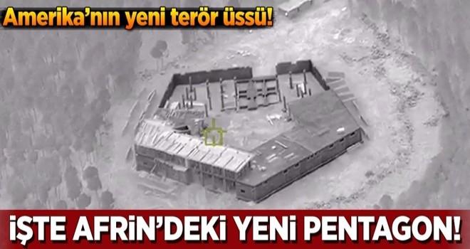İkinci Pentagon Afrin'e! .