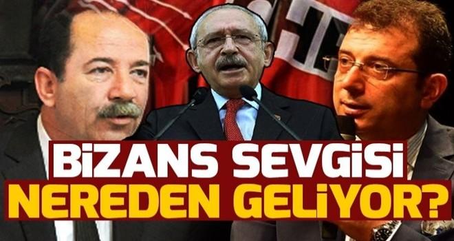 CHP'nin Bizans sevgisi! .
