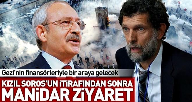 Kılıçdaroğlu Gezi'ye para aktaran Alman vakfı ile görüşecek .