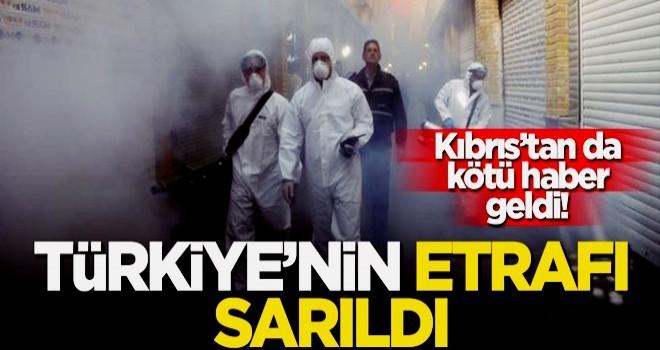 Kuzey Kıbrıs Türk Cumhuriyeti'nde (KKTC) ilk koronavirüs görüldü