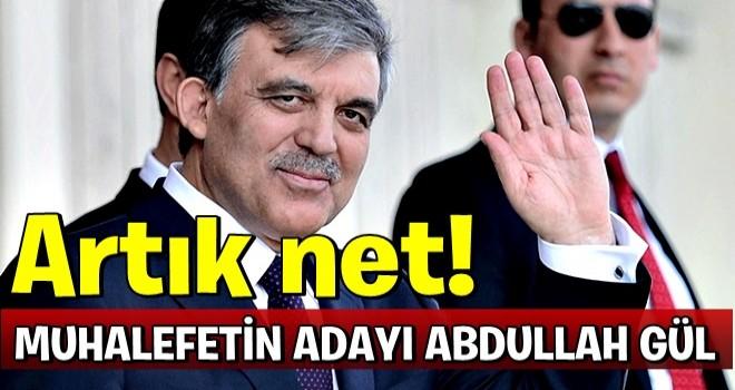 Artık net! Muhalefetin adayı Abdullah Gül, Akşener çekiliyor