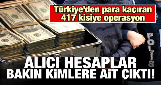 Ekonomiyi hedef alanlara operasyon! 417 gözaltı